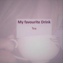 TEA FOR ME