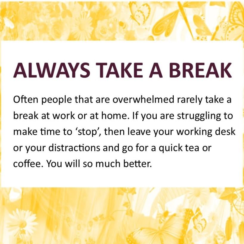 take a break1