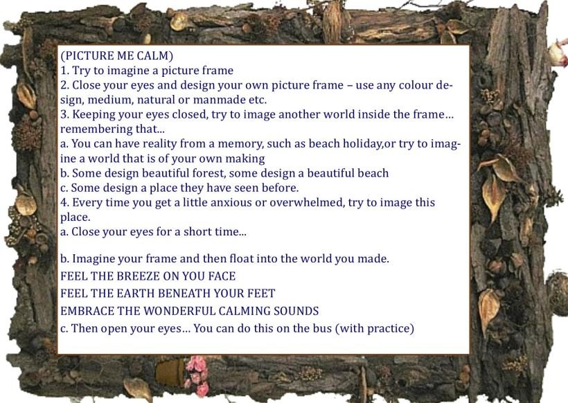 picture frame meditation2 best